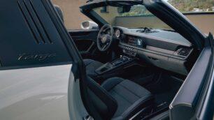 Los Porsche 911 GTS 2022 heredan algunos elementos del Turbo