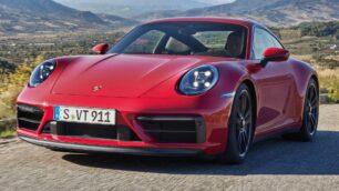 Hasta 480 CV para los Porsche 911 GTS 2022