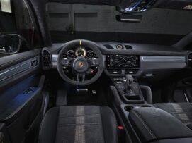 El precio en España del Porsche Cayenne Turbo GT supera los 220.000 euros