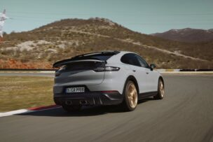 Ya se admiten pedidos del Porsche Cayenne Turbo GT 2022