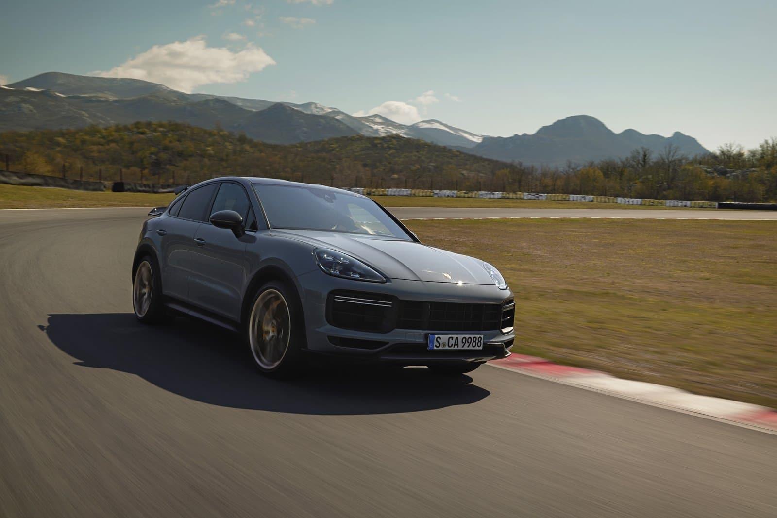 El Porsche Cayenne Turbo GT es el pináculo de la gama