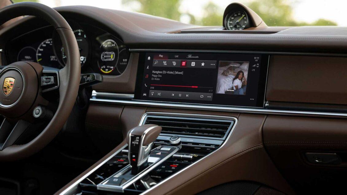 Aluvión de tecnología y conectividad para el Porsche Communication Management 6.0