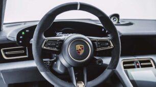 Sin novedades bajo el capó del Porsche Taycan de Mansory