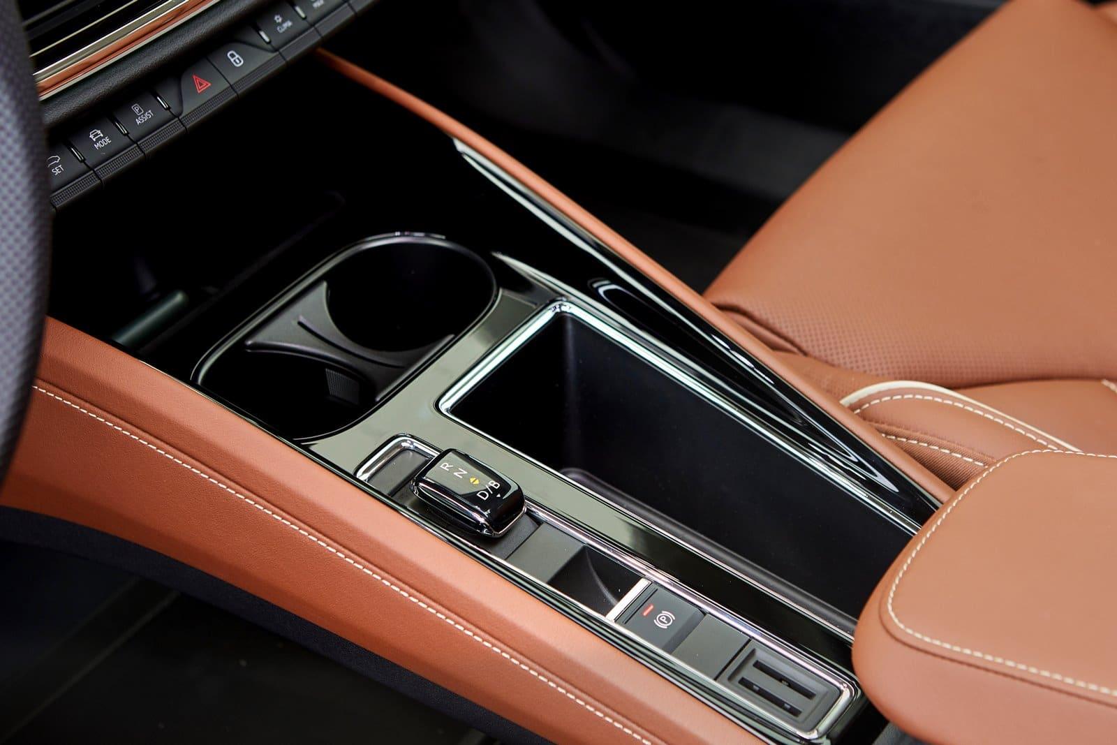Consola central Škoda Enyaq iV 80