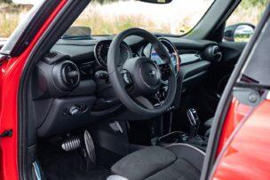 Interior MINI Cooper S