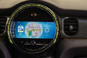 Sistema multimedia MINI Cooper S
