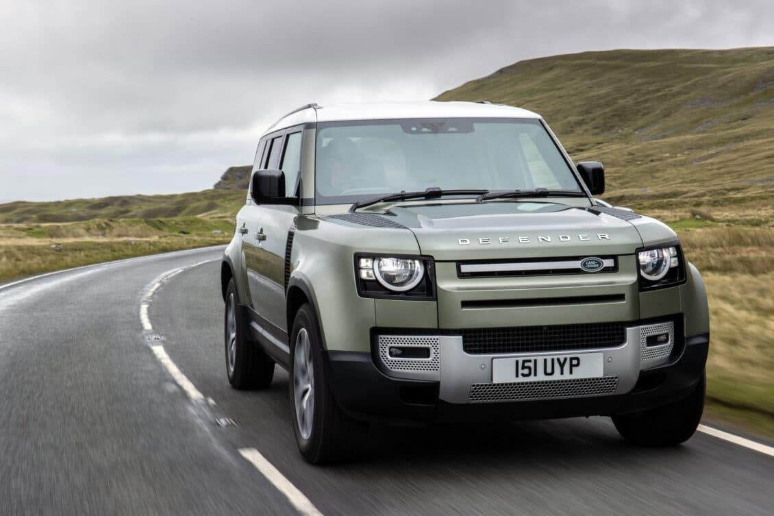 Proyecto Zeus: el Land Rover Defender apostará por el hidrógeno