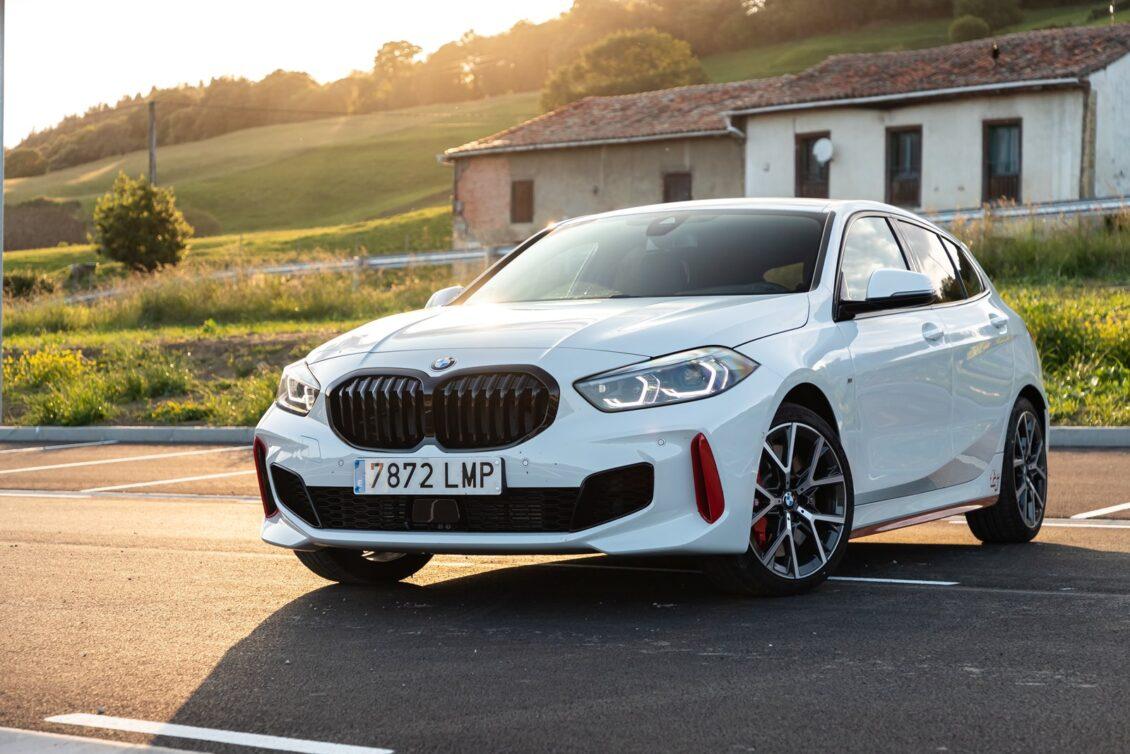 Prueba BMW 128ti 265 CV: ¿Quién necesita un 'M'?
