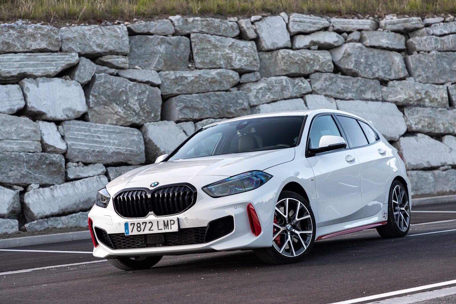 Probamos el BMW 128ti de 265 CV
