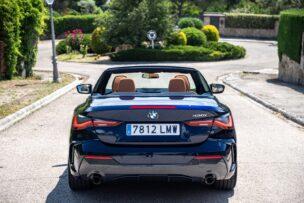 Zaga BMW 430i Cabrio