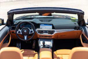 Interior BMW 430i Cabrio