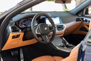 Dirección deportiva BMW 430i Cabrio