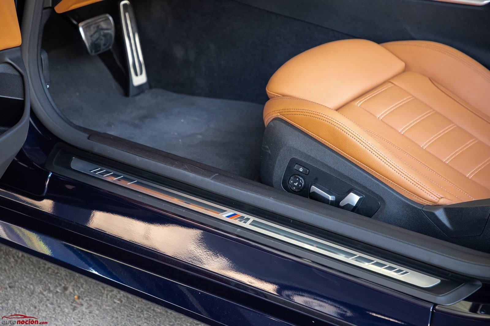Este BMW 430i Cabrio luce el acabado M Sport