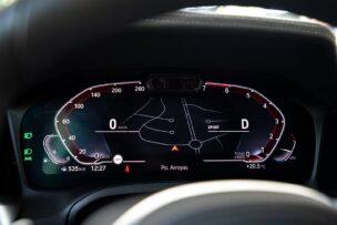 Cuadro de instrumentos BMW 430i Cabrio