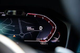 Modos de conducción BMW 430i Cabrio