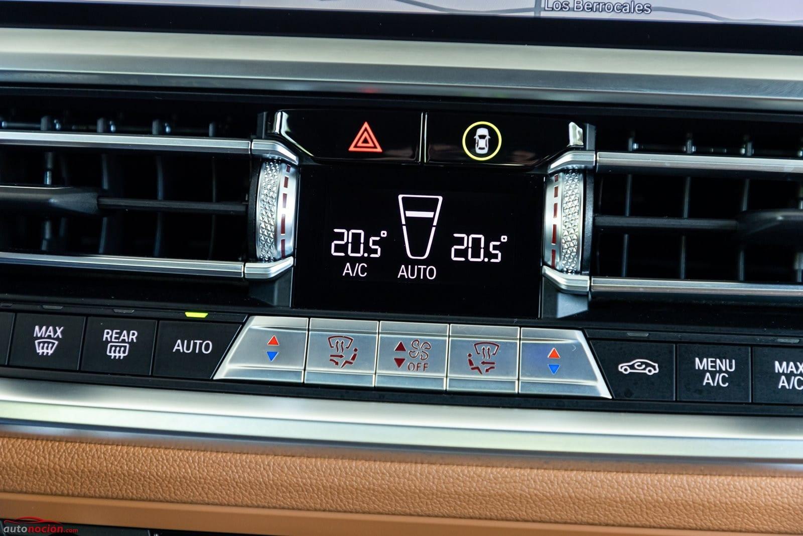 Climatizador BMW 430i Cabrio