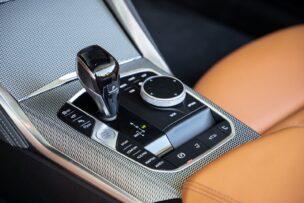 Palanca de cambios BMW 430i Cabrio
