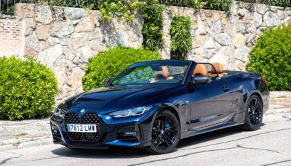 Prueba BMW 430i Cabrio 2021