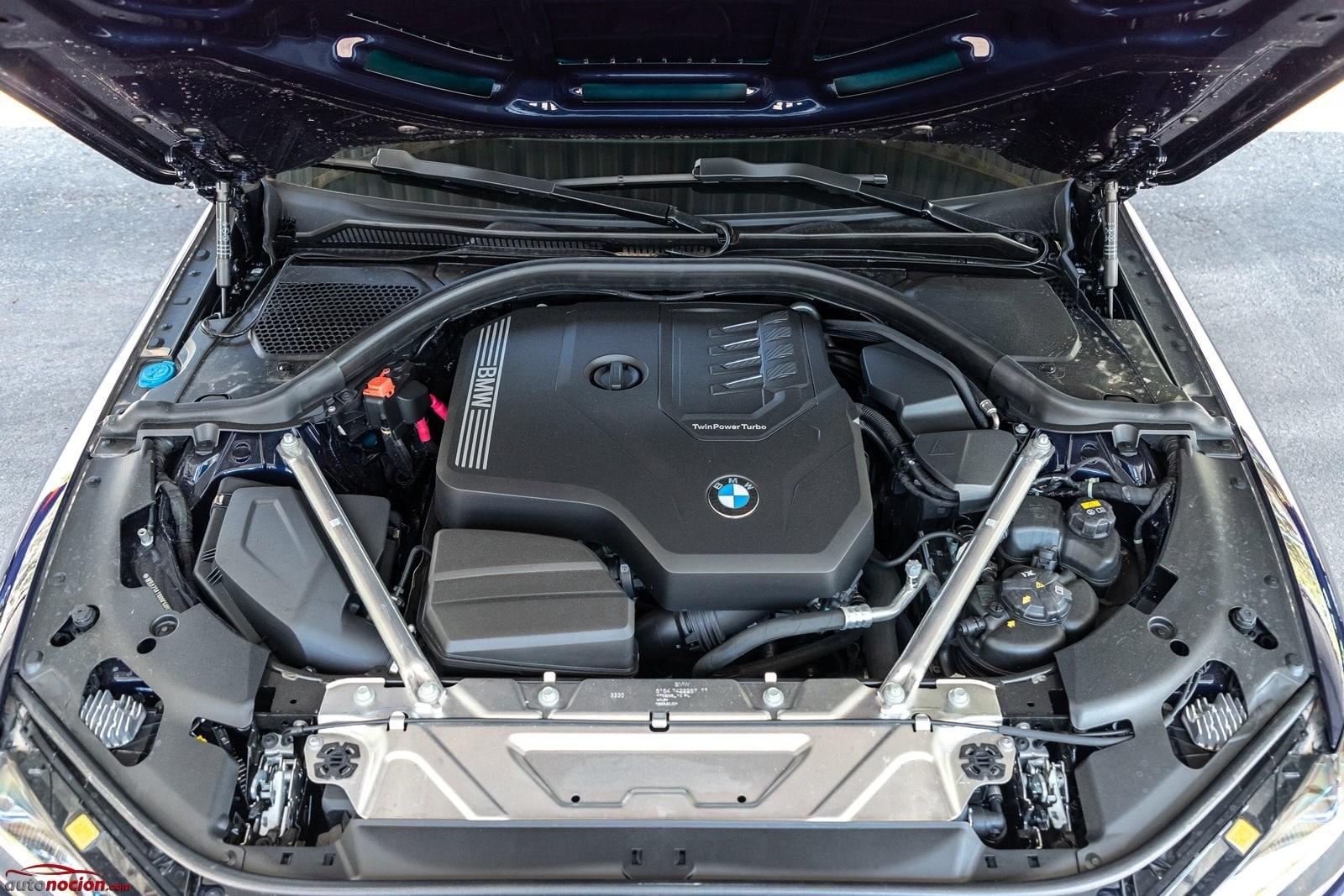 Motor BMW 430i Cabrio