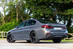 Zaga BMW 520d Berlina
