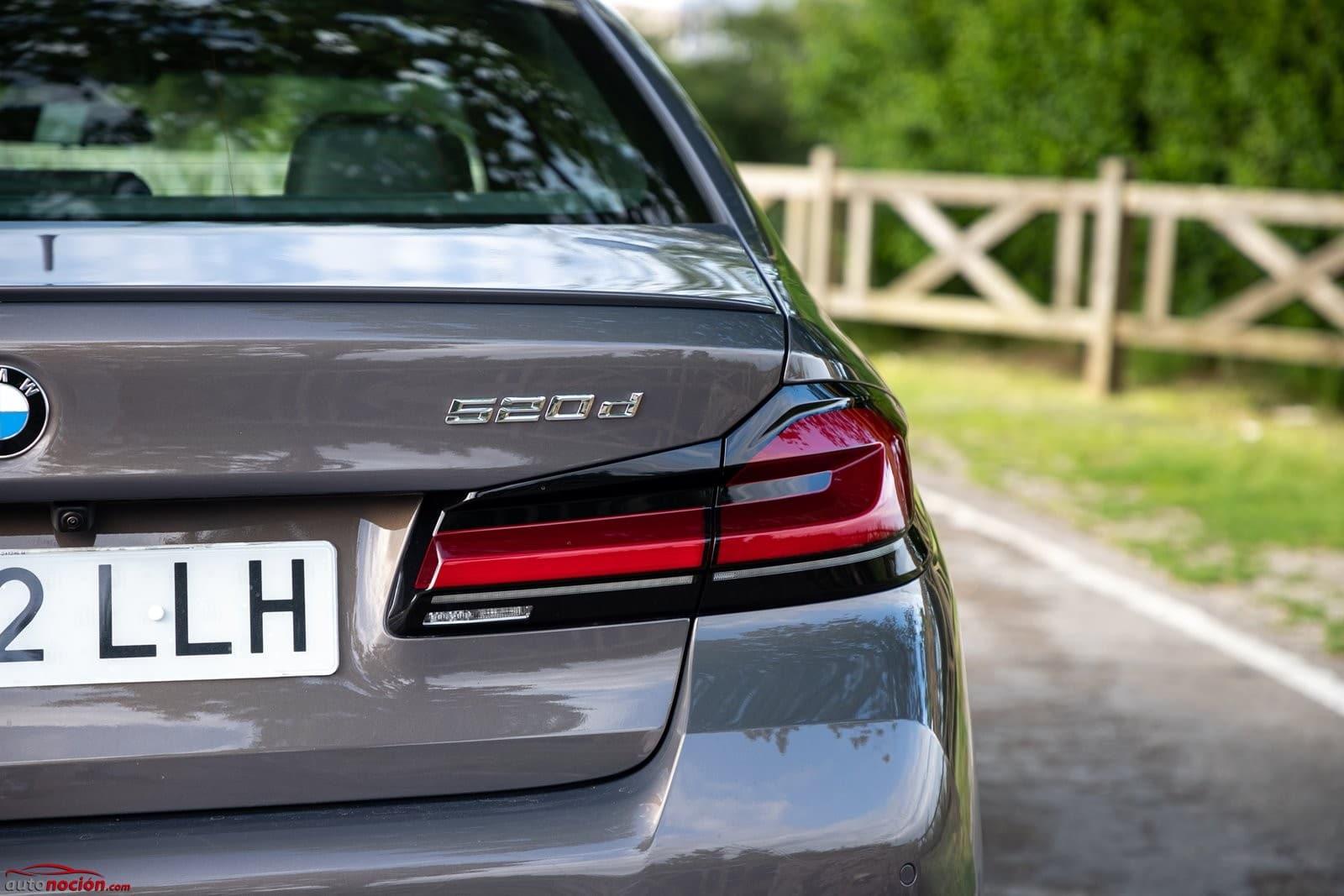 Denominación BMW 520d Berlina