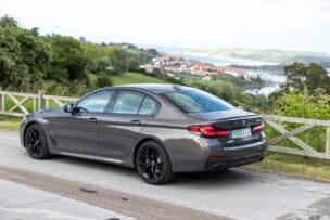 Nos ponemos al volante del BMW 520d Berlina
