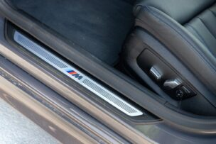 Línea M Sport BMW 520d Berlina