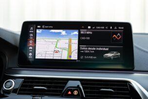 Sistema multimedia BMW 520d Berlina