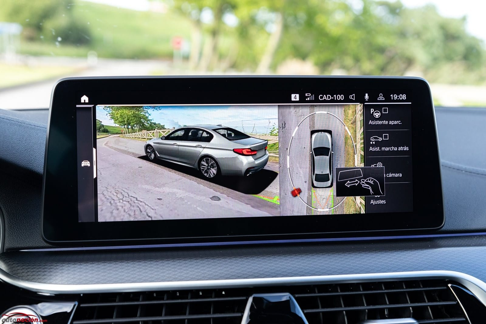 Cámaras 3D BMW 520d Berlina