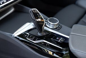 Palanca de cambios BMW 520d Berlina