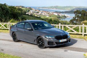 Prueba BMW 520d Berlina 190 CV: la referencia del segmento en todos los aspectos