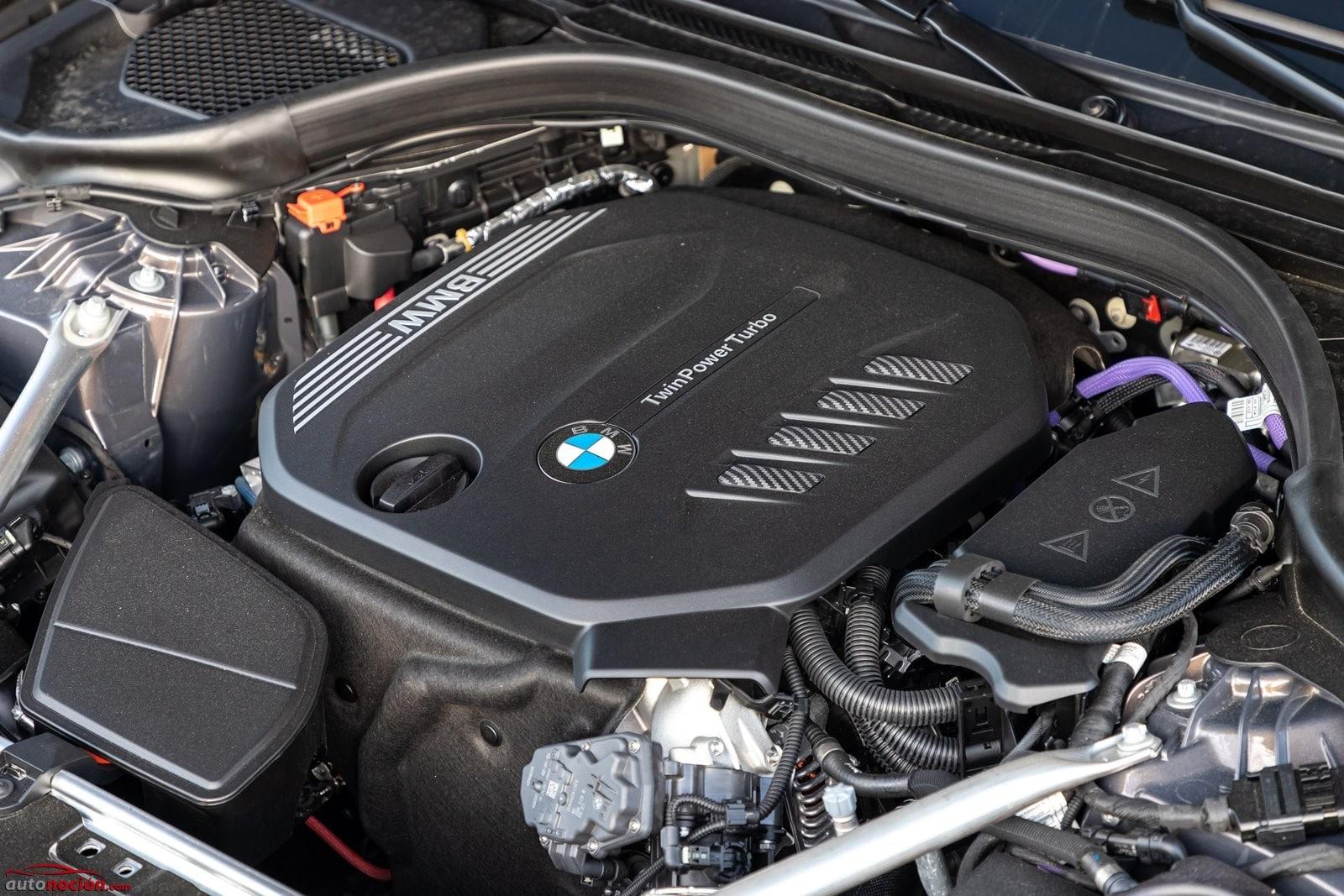 Mecánica BMW 520d Berlina