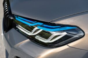 Faros láser BMW 520d Berlina