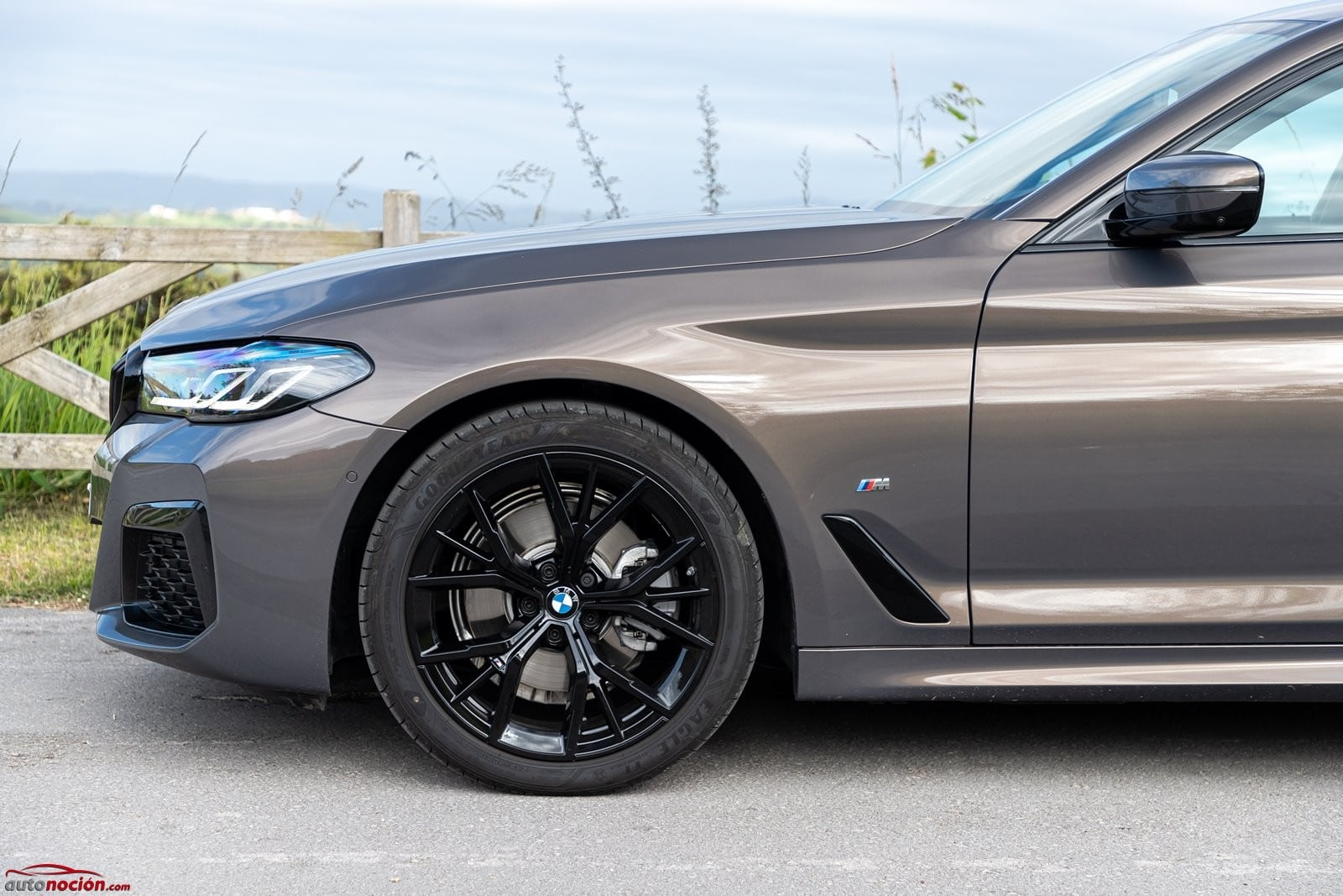 Neumáticos BMW 520d Berlina