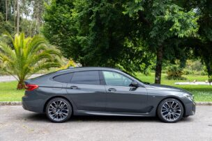 Lateral BMW 630d GT