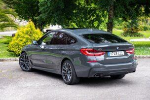 Zaga BMW 630d GT
