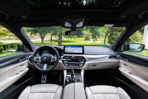 Interior BMW 630d GT