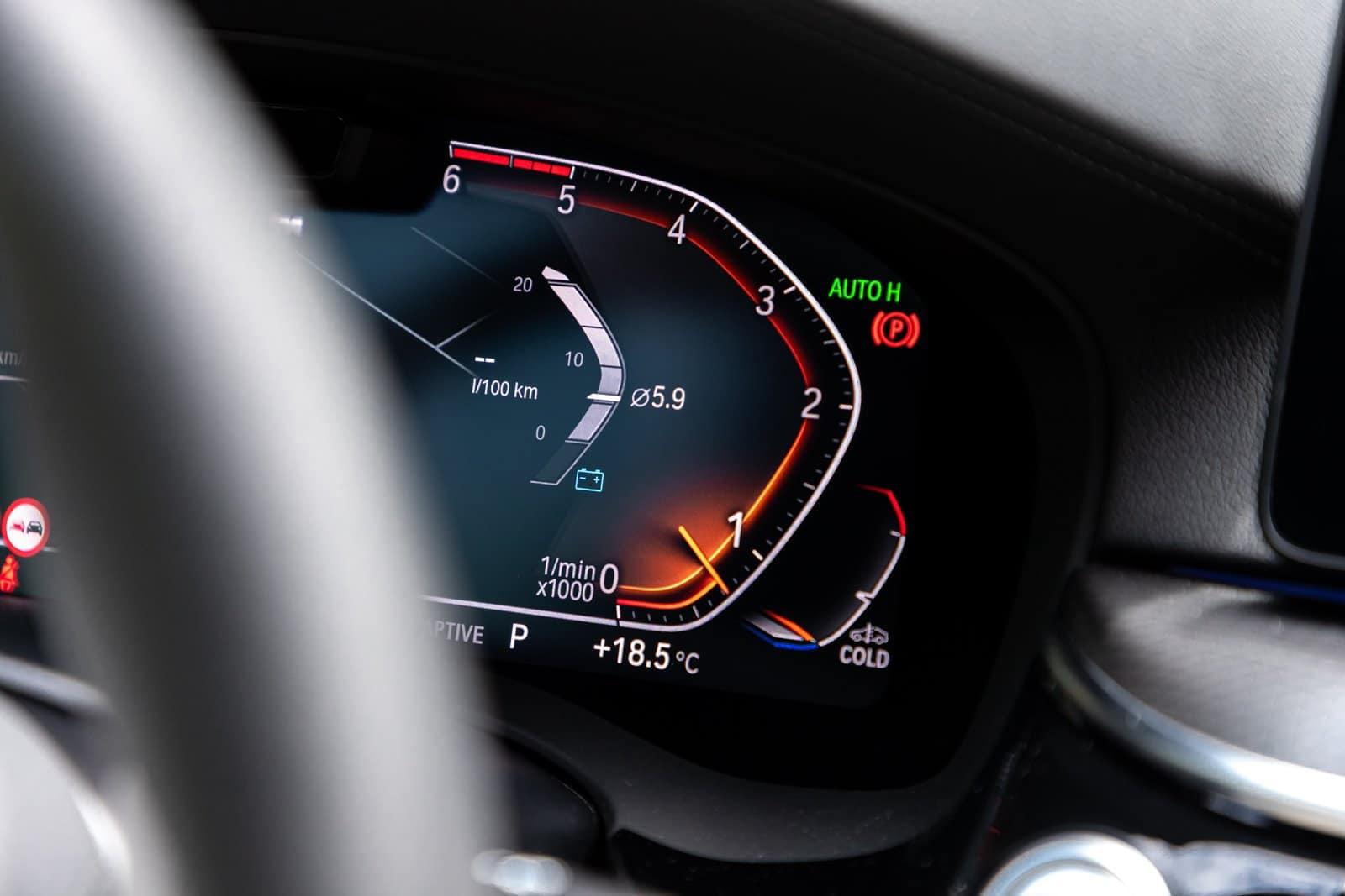 Consumos BMW 630d GT