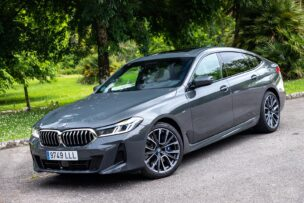 Probamos el BMW 630d GT 2021
