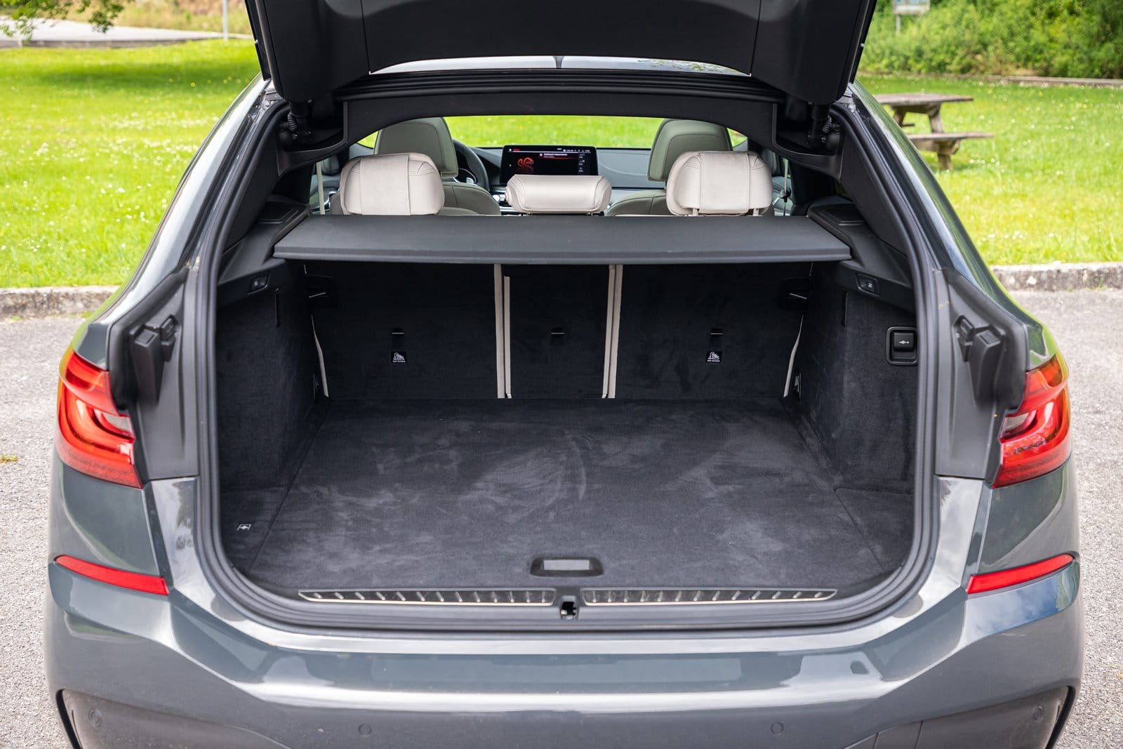 Maletero BMW 630d GT