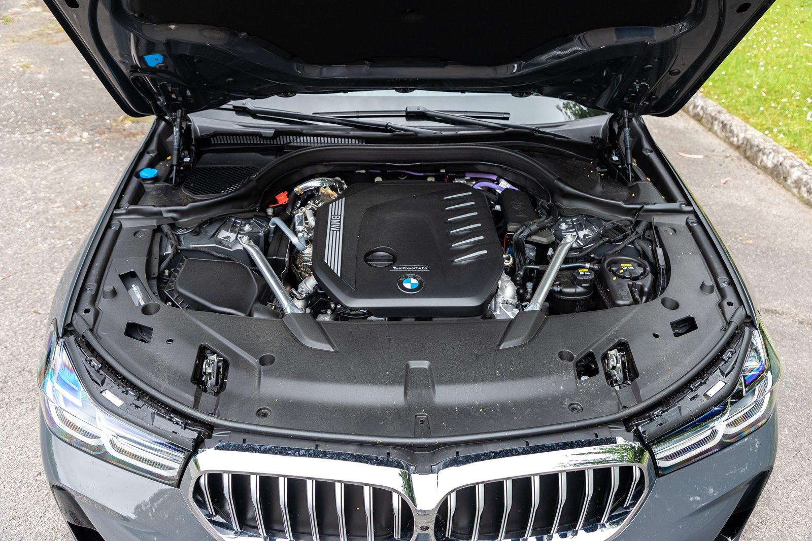 Motor BMW 630d GT