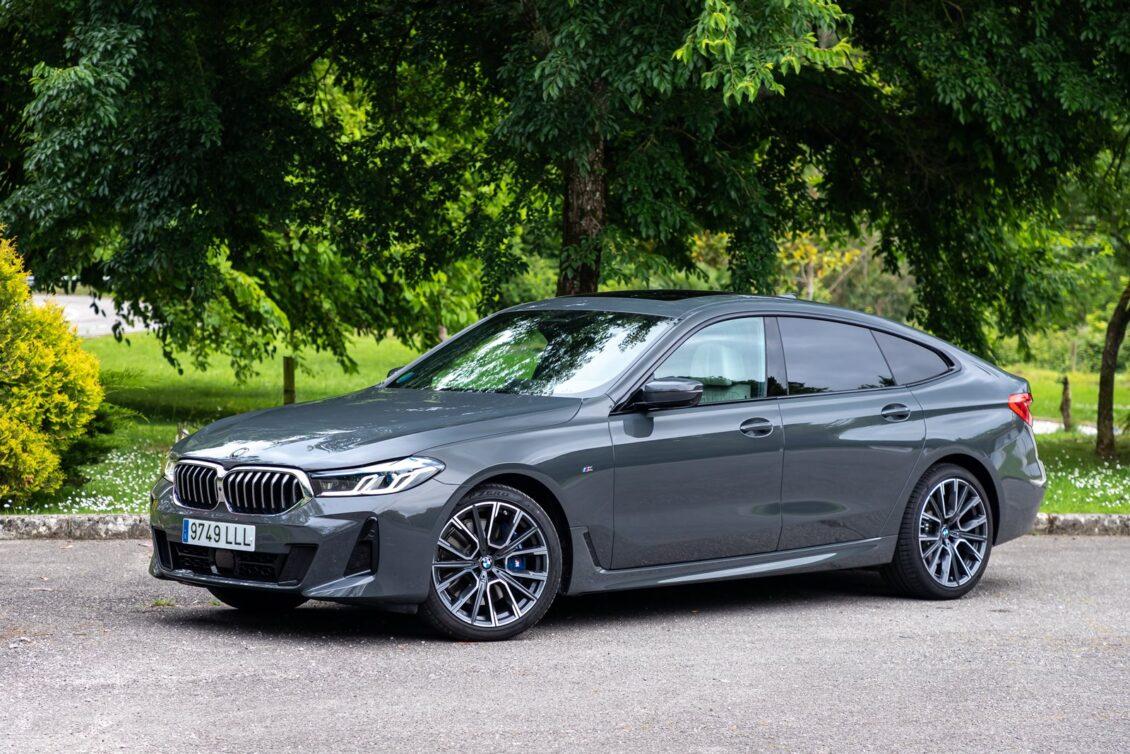 Prueba BMW 630d GT: un incomprendido con muchísimo que ofrecer