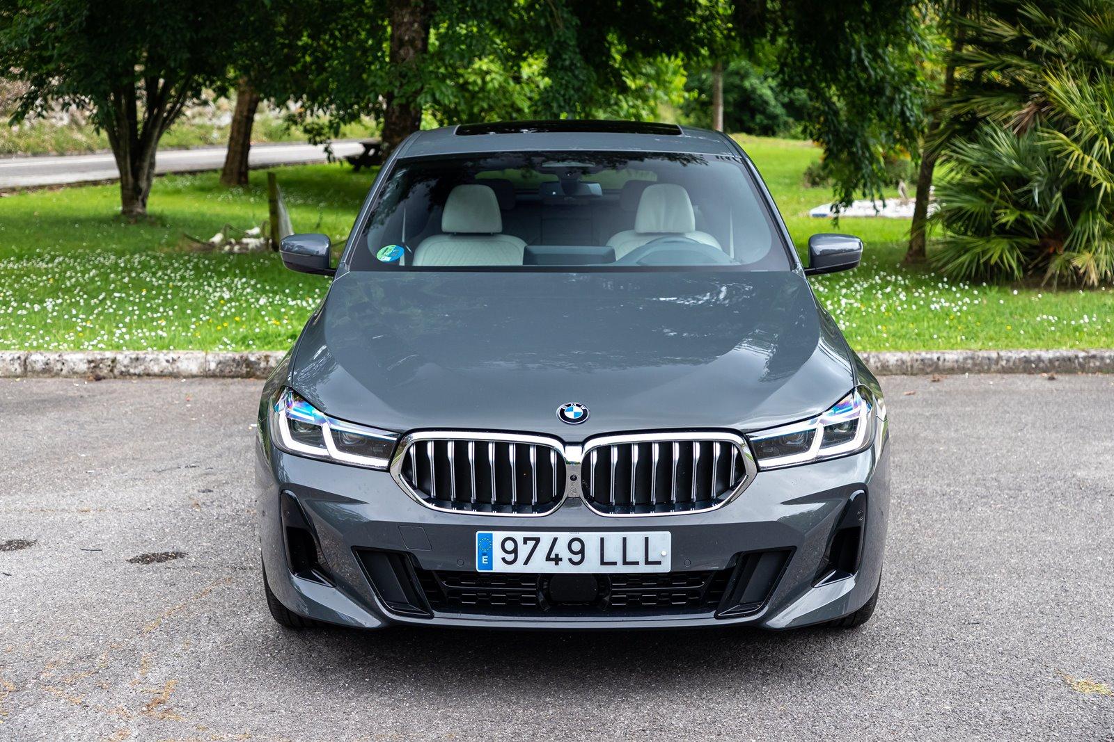 Frontal BMW 630d GT