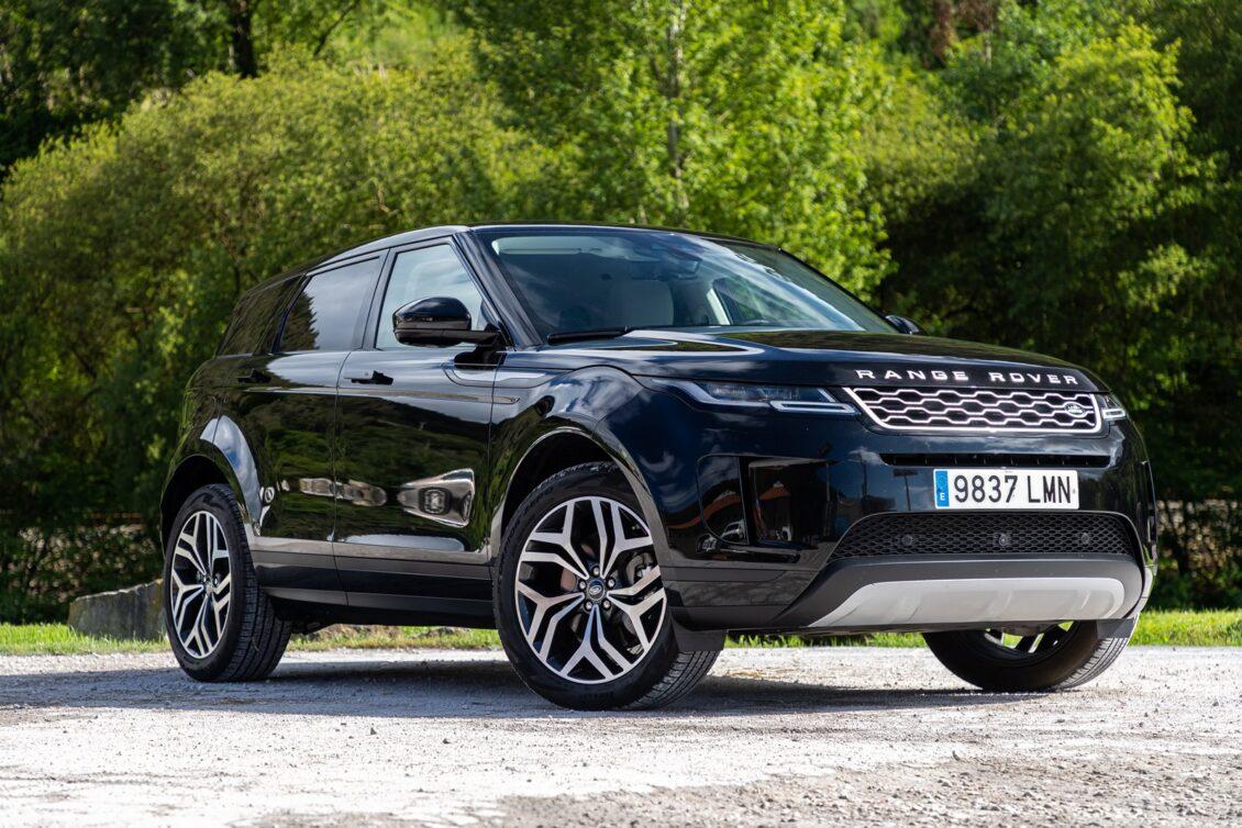 Prueba Land Rover Range Rover Evoque P300e PHEV AWD S: con carga rápida, pero tragón