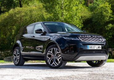 Land Rover Range Rover Evoque P300e