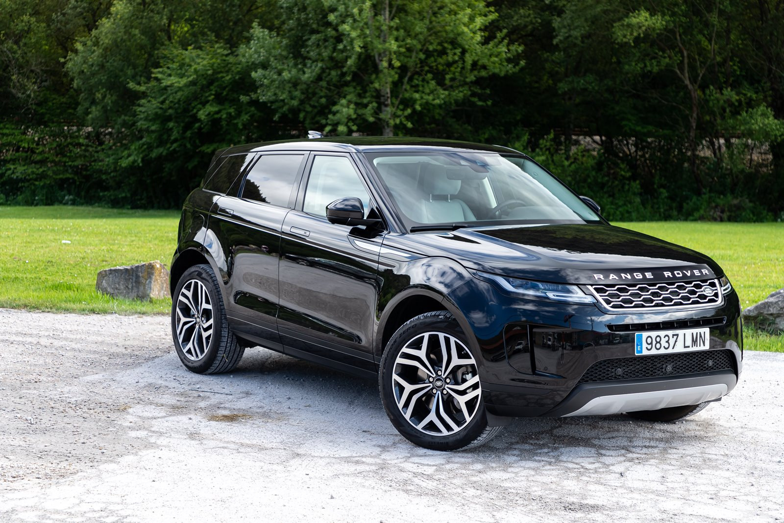 Probamos el Land Rover Range Rover Evoque P300e