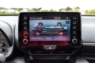 Sistema híbrido Toyota Yaris Hybrid
