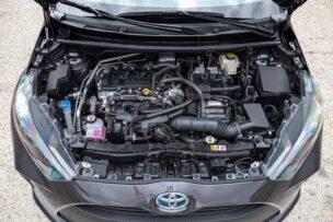 Motor Toyota Yaris Hybrid