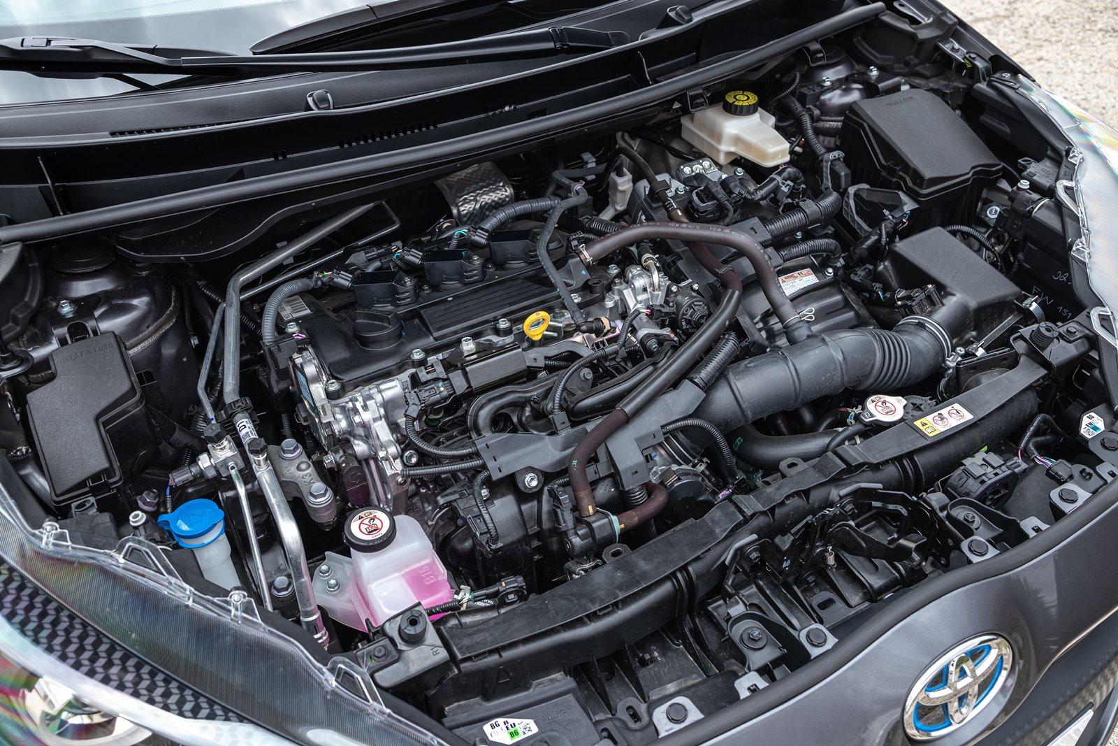 El Toyota Yaris Hybrid es uno de los utilitarios más frugales del mercado