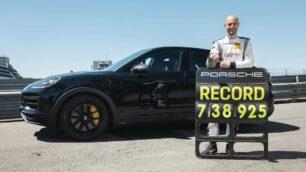Aún no lo conoces, pero el Porsche Cayenne Coupé 2022 es el nuevo rey de Nürburgring